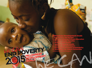 Poster-UN-MDGs