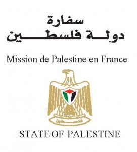 logo new Mission de Palestine en France