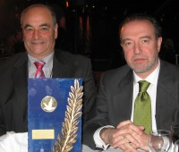 Andorre 2007 Mr Callizo et Mr Salinas